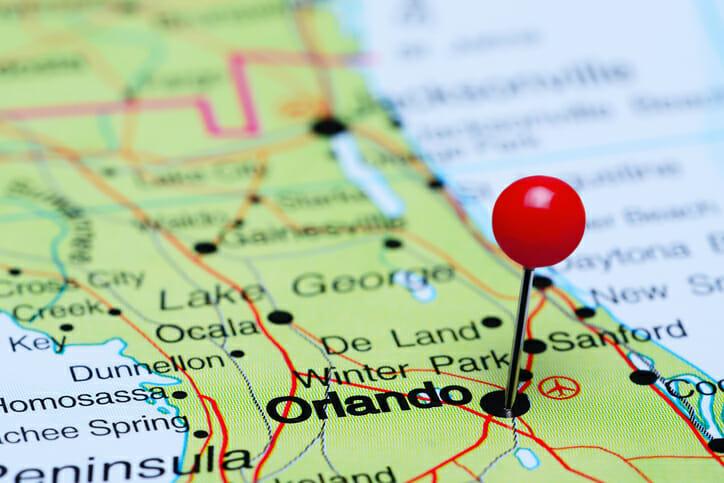 Florida unclaimed money map