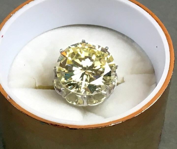 Diamond Ring Virginia Unclaimed Property