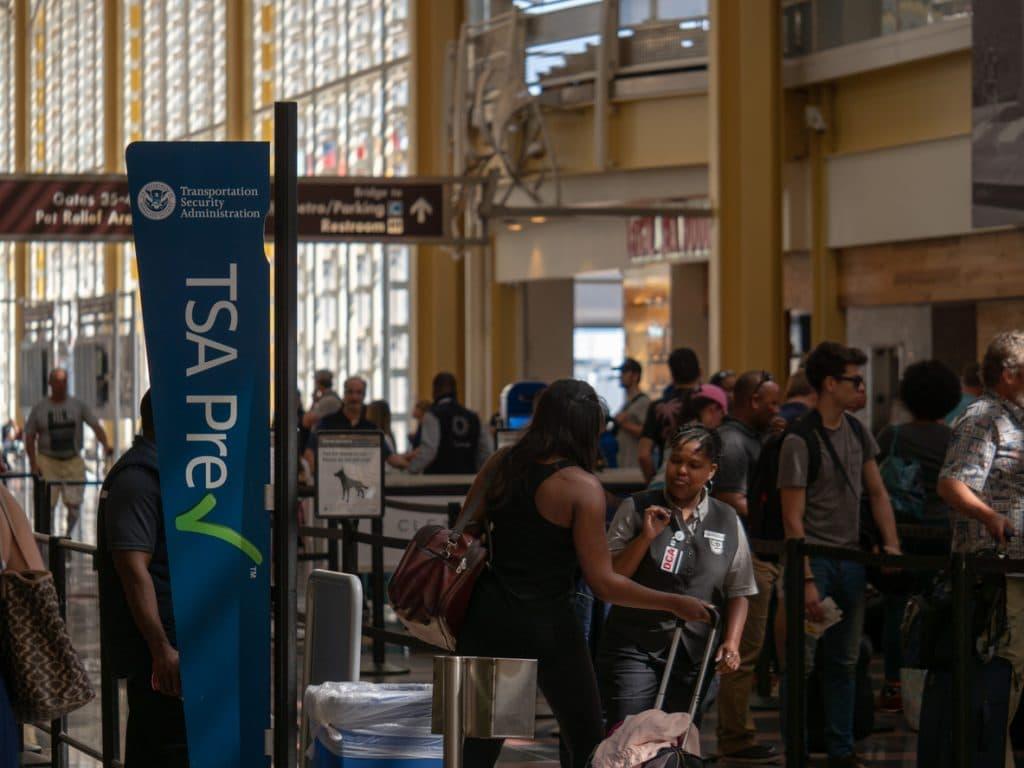 TSA unclaimed property