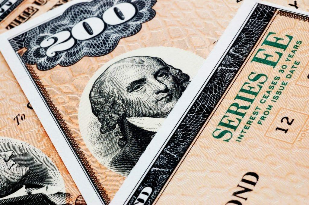 Unclaimed Savings Bond