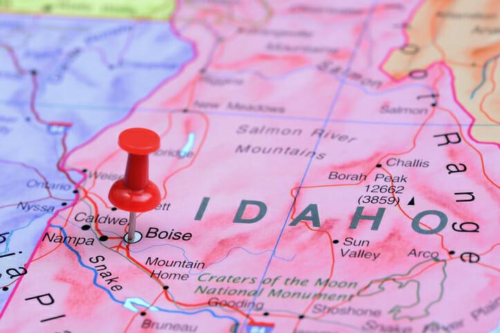 Idaho unclaimed money