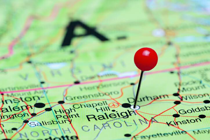 North Carolina unclaimed money